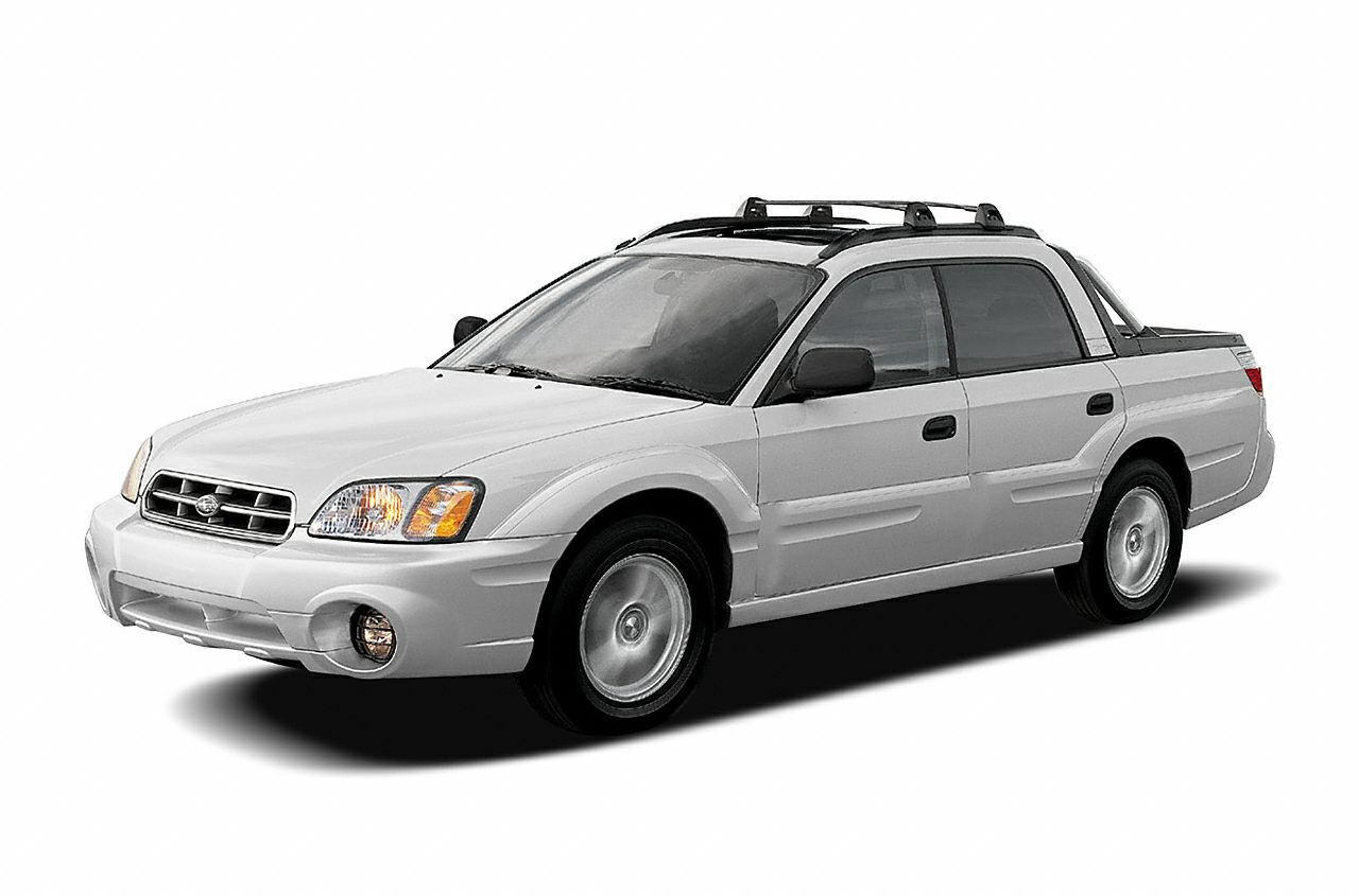 2006 Subaru Baja Sport Crew Cab Pickup for sale in Portsmouth for $0 with 73,275 miles