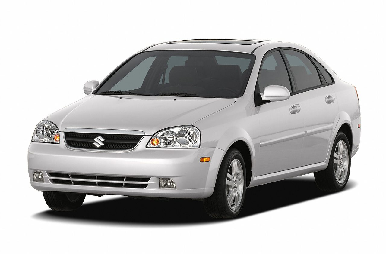 2006 Suzuki Forenza Sedan for sale in Norman for $4,445 with 58,104 miles