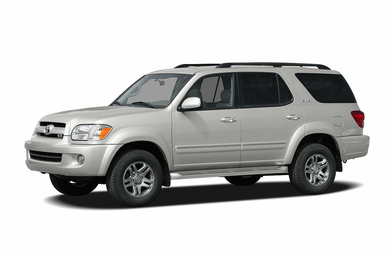 2006 Toyota Sequoia Limited SUV for sale in Texarkana for $13,855 with 101,075 miles.