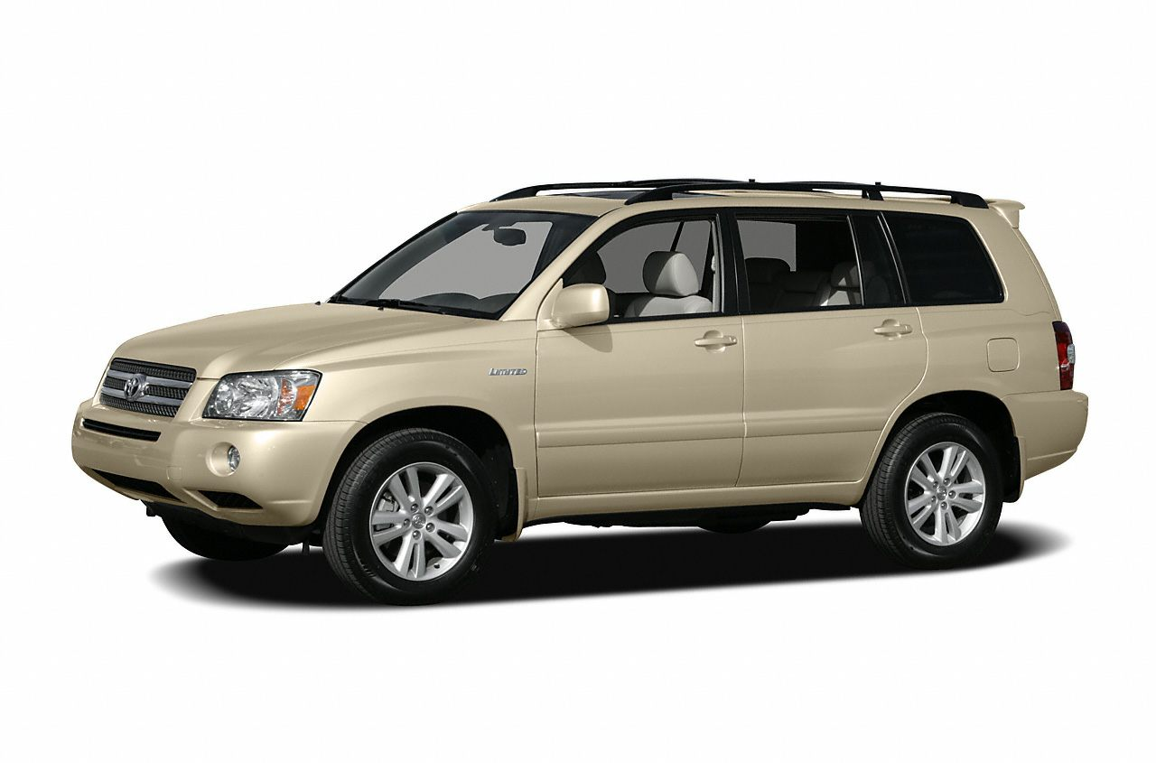 2006 Toyota Highlander Hybrid Reviews Specs And Prices