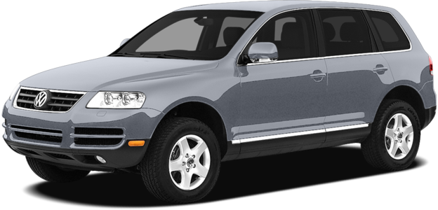 2007 Volkswagen Touareg
