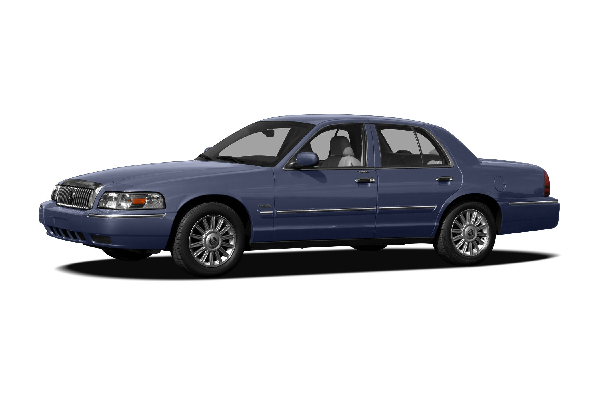 2007 Mercury Grand Marquis LS Sedan for sale in Little Rock for $11,500 with 78,000 miles.