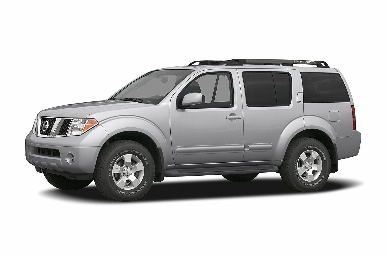 2007 Nissan Pathfinder SE SUV for sale in Avenel for $10,902 with 103,619 miles