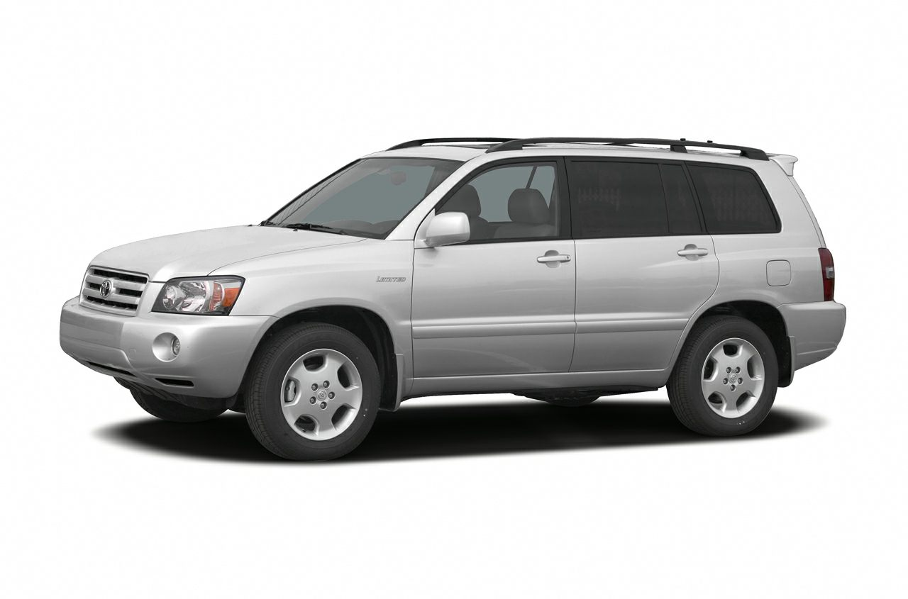 2007 Toyota Highlander Limited SUV for sale in Grand Rapids for $14,495 with 110,223 miles.