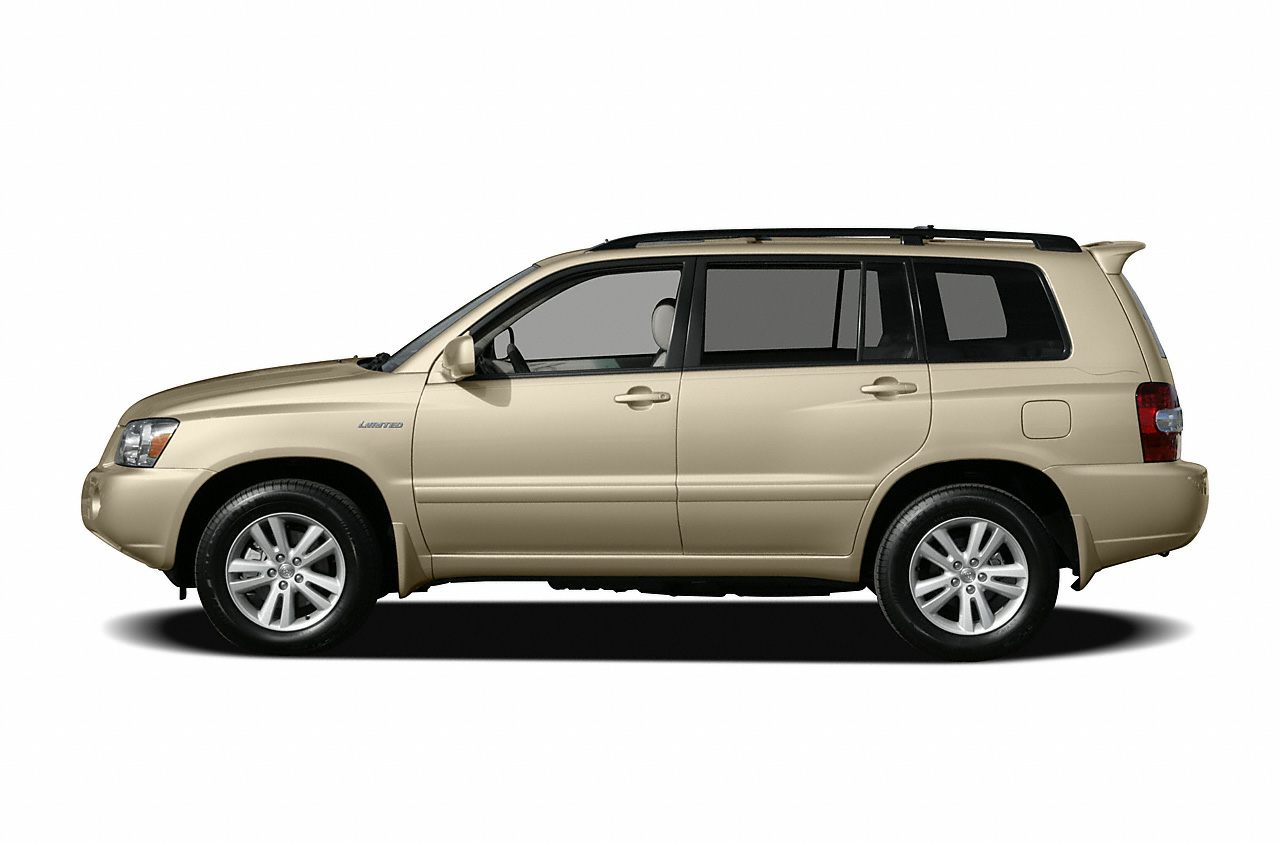 2007 Toyota Highlander Hybrid Reviews, Specs and Prices | Cars.com