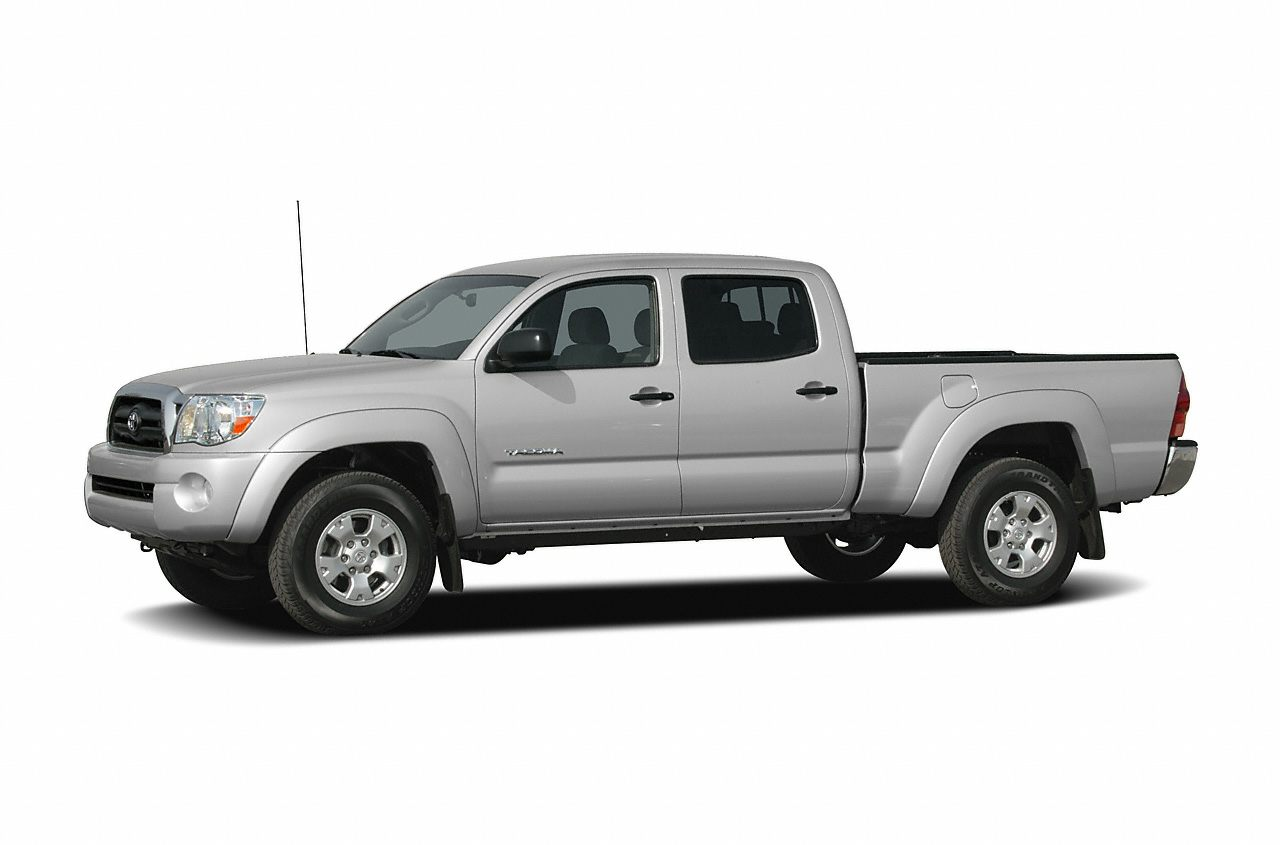 2007 Toyota Tacoma PreRunner Double Cab Crew Cab Pickup for sale in Hemet for $18,990 with 108,639 miles.