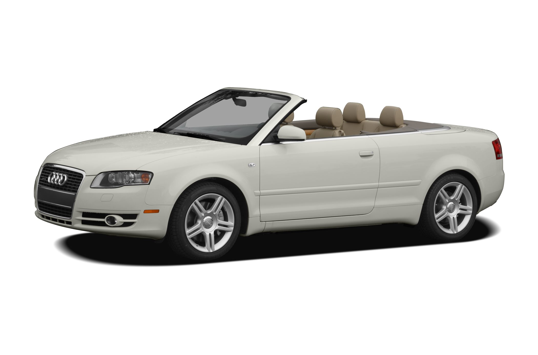 2008 Audi A4 2.0T Cabriolet Quattro Convertible for sale in Palm Desert for $12,999 with 96,265 miles.