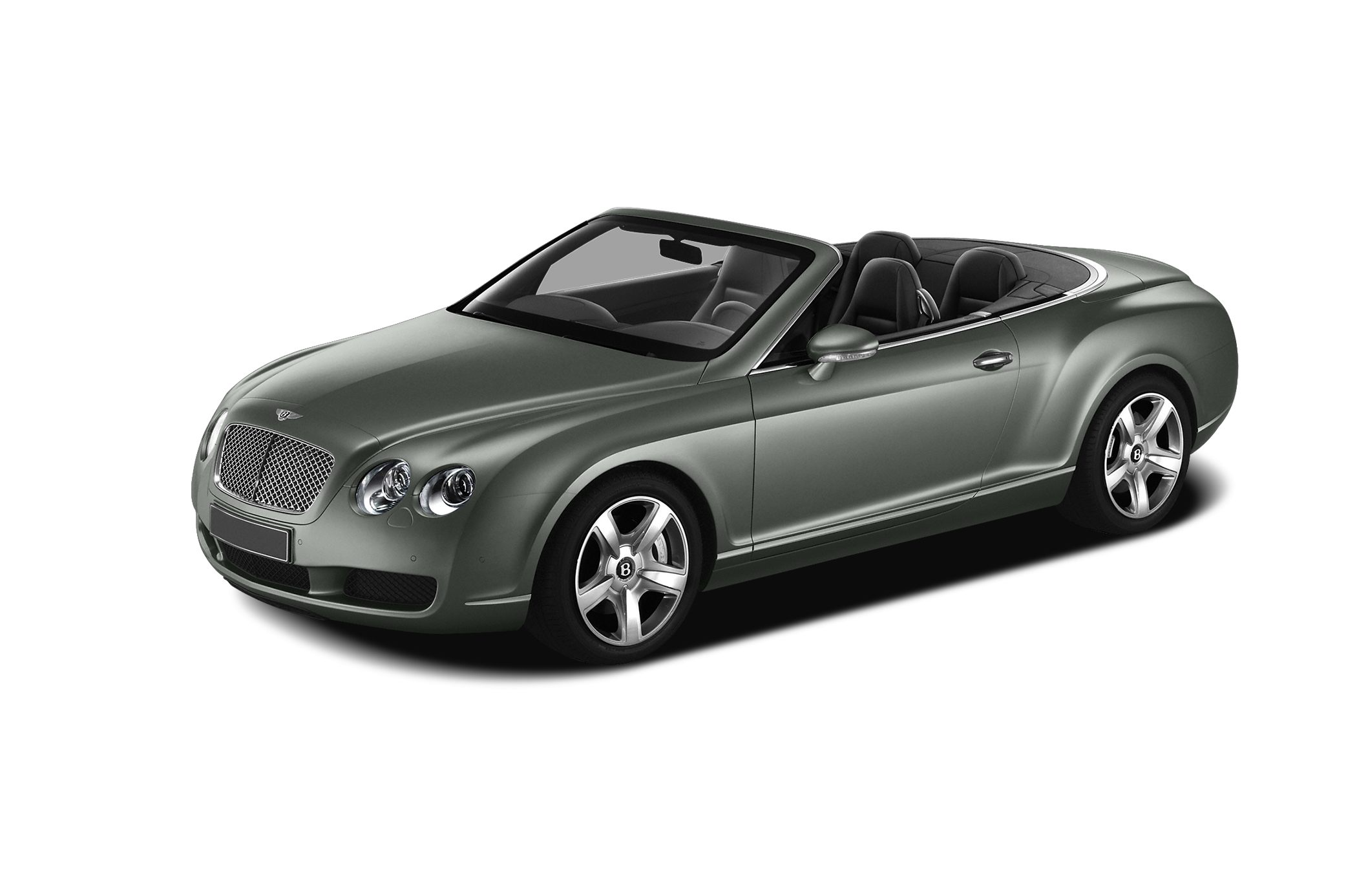 2008 Bentley Continental GTC Convertible for sale in Miami for $85,000 with 45,829 miles.