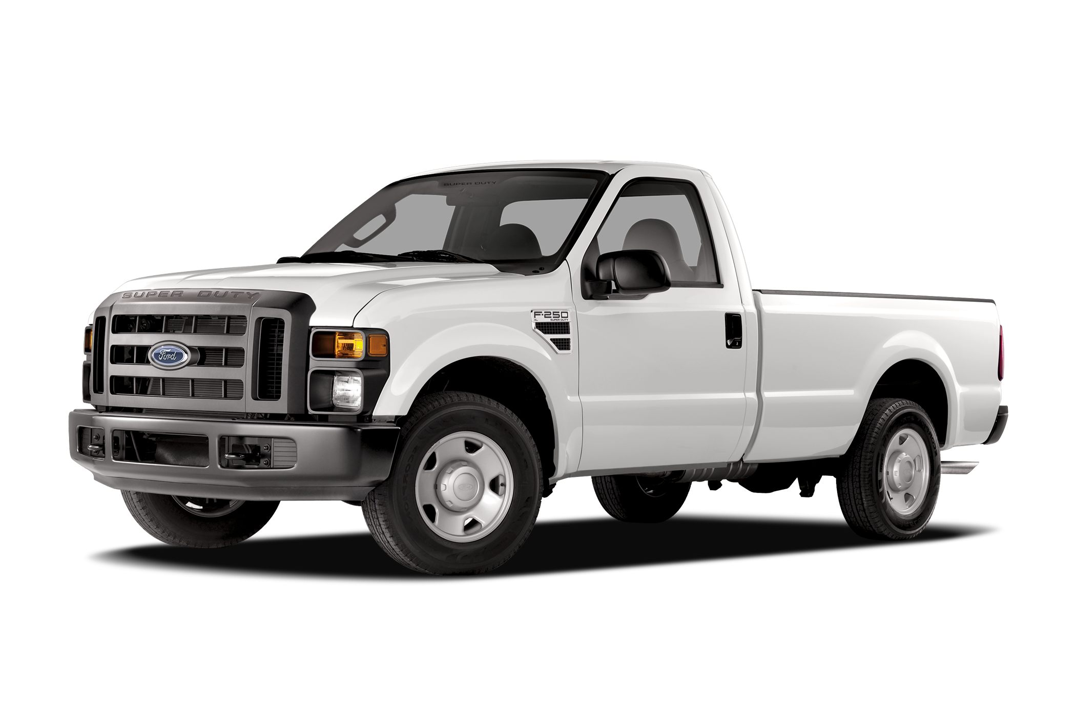2008 Ford F250 XL Super Duty Extended Cab Pickup for sale in Akron for $17,995 with 60,288 miles