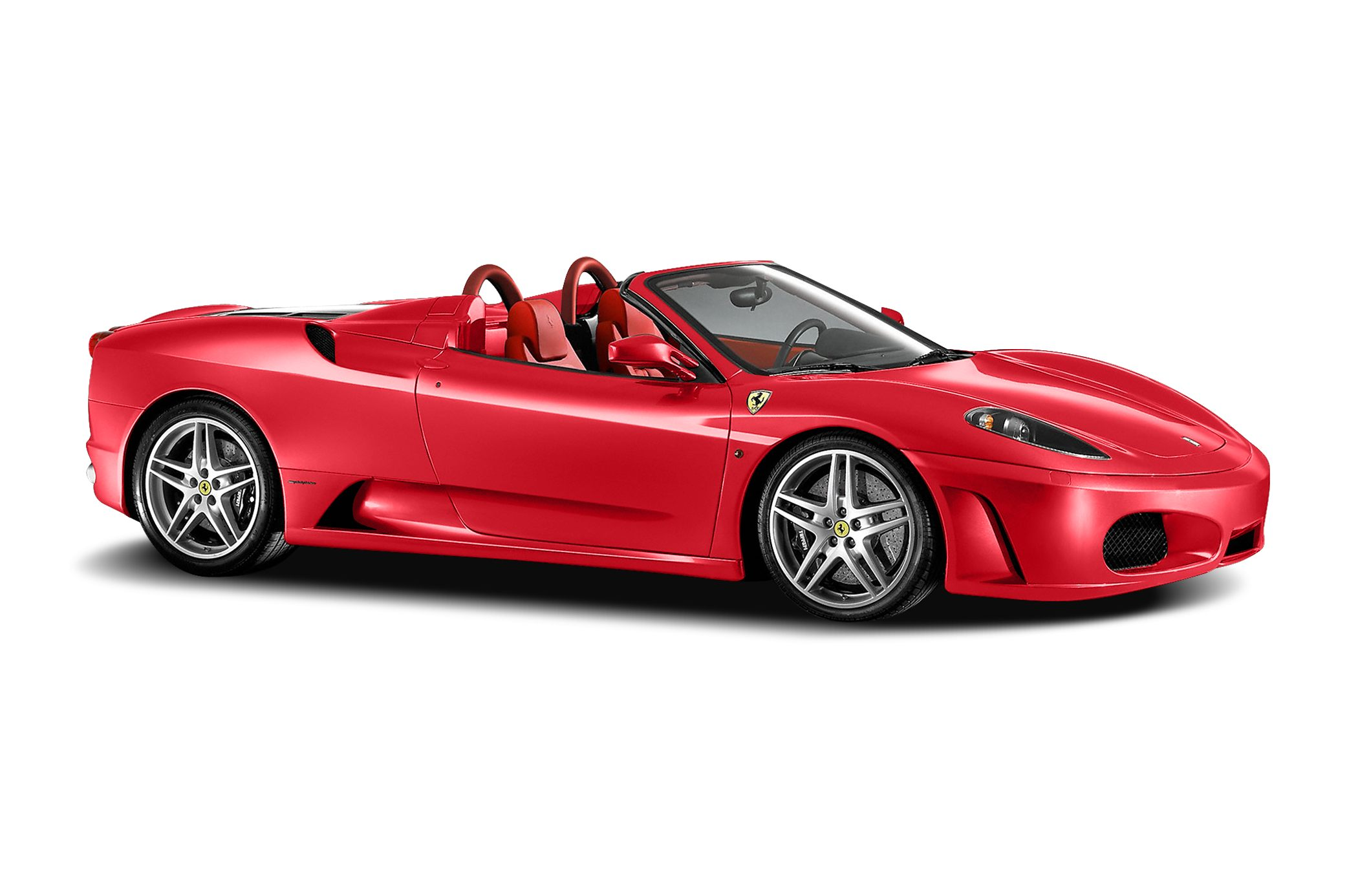 2008 Ferrari F430 Spider Convertible for sale in Birmingham for $159,900 with 12,735 miles.
