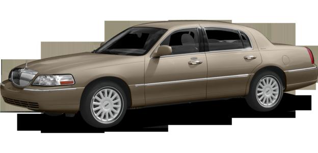 2008 Lincoln Town Car