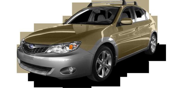 2008 Subaru Impreza Outback Sport