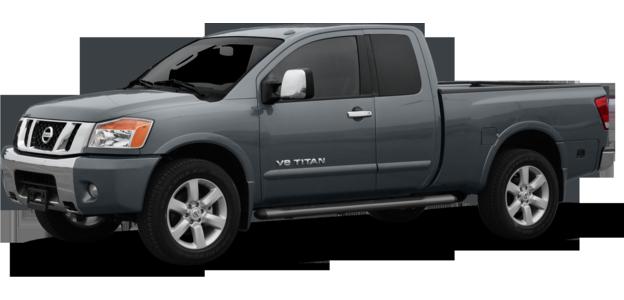 2008.5 Nissan Titan