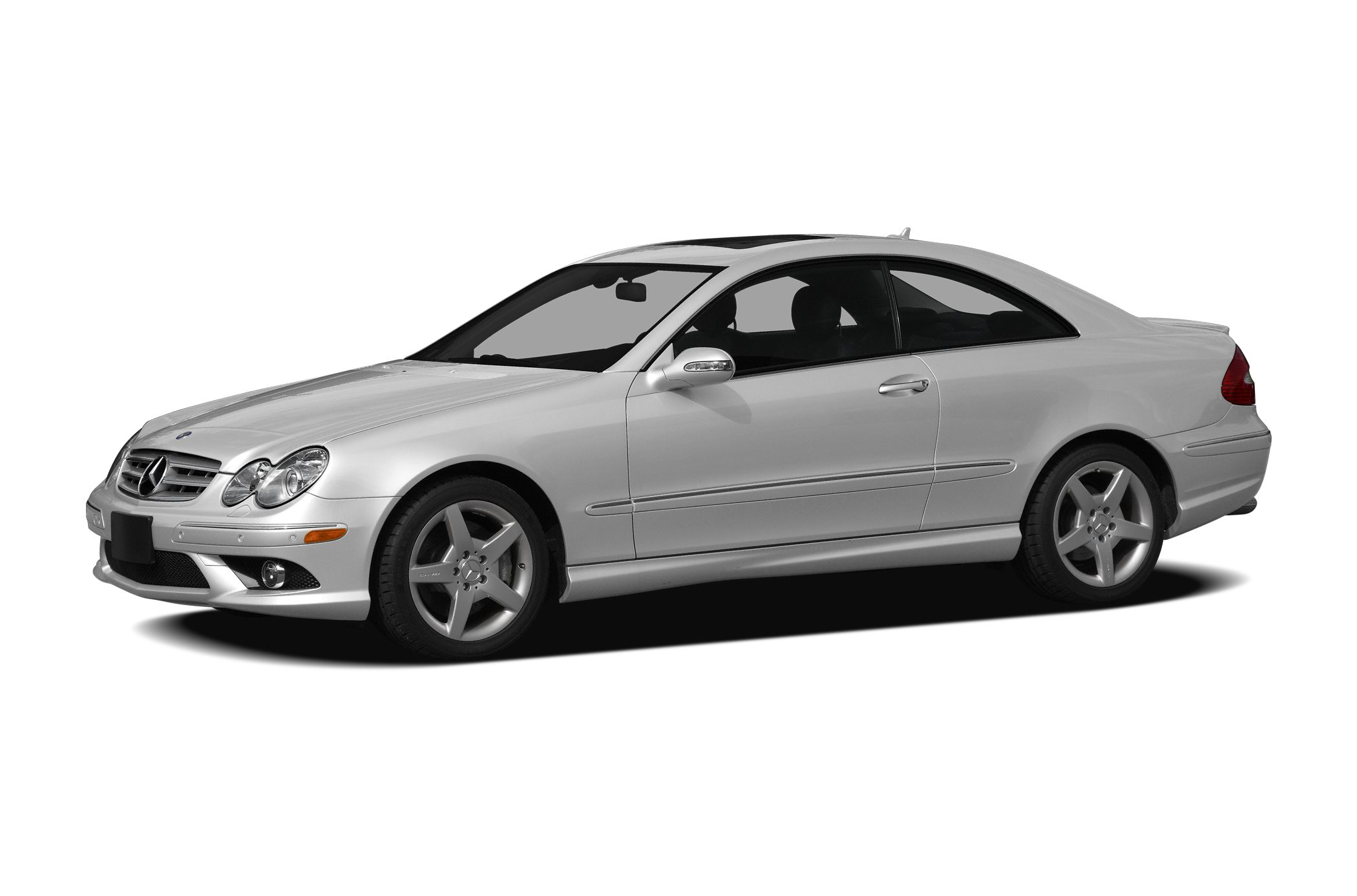 2009 Mercedes-Benz CLK-Class CLK350 Coupe for sale in Louisville for $0 with 48,144 miles