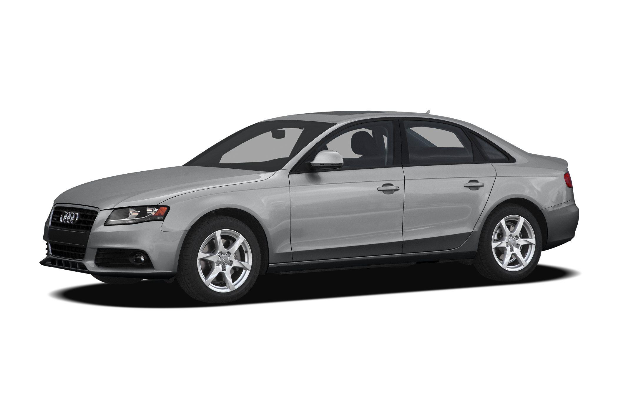2010 Audi A4 2.0T Premium Quattro Sedan for sale in Cedar Rapids for $18,900 with 90,720 miles