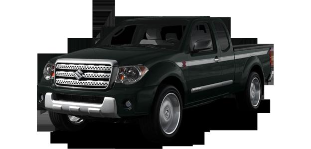 2010 Suzuki Equator
