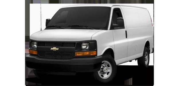 2011 Chevrolet Express 2500