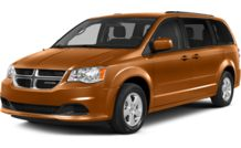 Colors, options and prices for the 2015 Dodge Grand Caravan