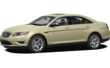Colors, options and prices for the 2011 Ford Taurus