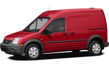 Colors, options and prices for the 2011 Ford Transit Connect