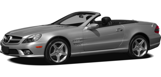2011 Mercedes-Benz SL450