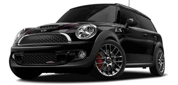 2011 MINI John Cooper Works Clubman