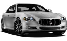 Colors, options and prices for the 2011 Maserati Quattroporte
