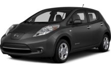 Colors, options and prices for the 2016 Nissan LEAF