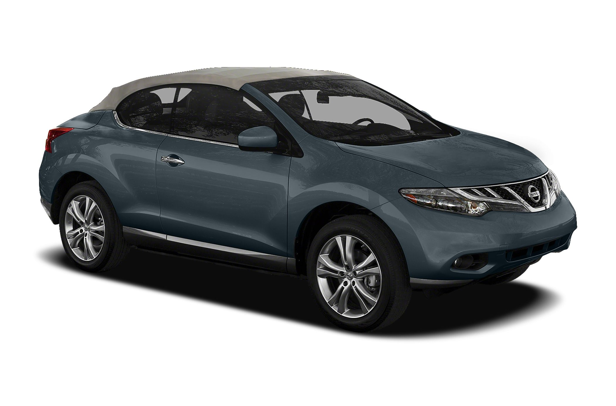 2011 Nissan Murano CrossCabriolet Base Convertible for sale in Sarasota for $24,591 with 13,308 miles