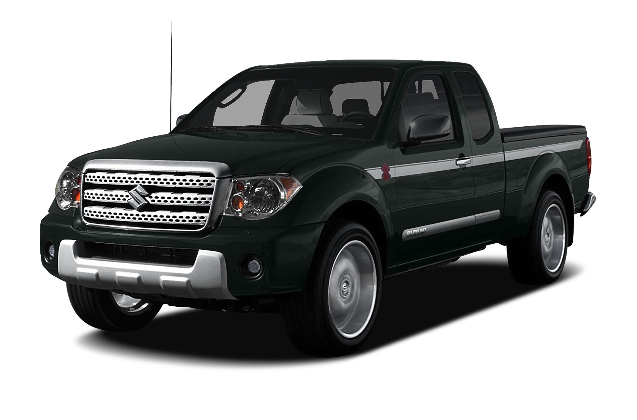 2011 Suzuki Equator Sport Extended Cab Pickup for sale in Pottsville for $13,478 with 108,777 miles.
