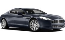 Colors, options and prices for the 2012 Aston Martin Rapide