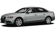Colors, options and prices for the 2012 Audi A4