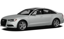 Colors, options and prices for the 2012 Audi A6