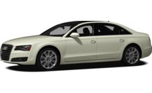 Colors, options and prices for the 2012 Audi A8