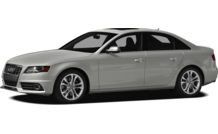 Colors, options and prices for the 2012 Audi S4