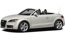 Colors, options and prices for the 2012 Audi TT