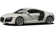 Colors, options and prices for the 2012 Audi R8