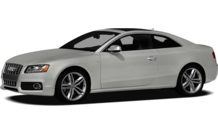 Colors, options and prices for the 2012 Audi S5