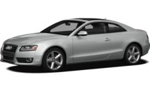 Colors, options and prices for the 2012 Audi A5