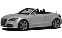 Colors, options and prices for the 2012 Audi TTS