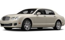 Colors, options and prices for the 2012 Bentley Continental Flying Spur