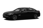 2012 BMW 740