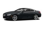 2012 BMW 640