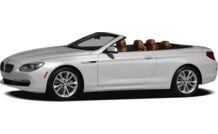 Colors, options and prices for the 2012 BMW 640