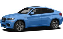 Colors, options and prices for the 2012 BMW X6 M