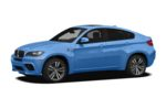 2012 BMW X6 M