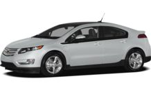 Colors, options and prices for the 2012 Chevrolet Volt