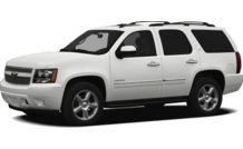 Colors, options and prices for the 2012 Chevrolet Tahoe