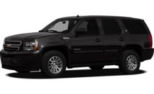Colors, options and prices for the 2012 Chevrolet Tahoe Hybrid
