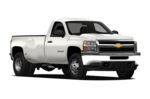 2012 Chevrolet Silverado 3500